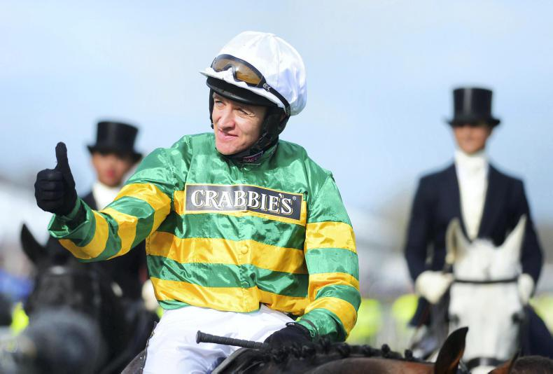 Barry Geraghty opts to wait another week on riding comeback