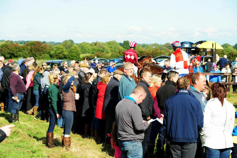 PICTURE DESK: A round-up of last weekend's opening point-to-point season