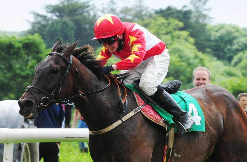 PONY RACING: Ryan takes title and final day treble