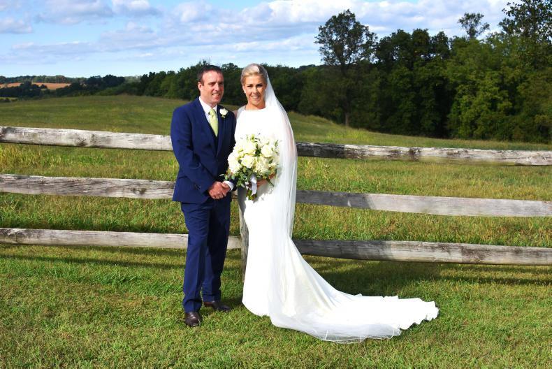 PONY TALES:  Wedding joy for Ivan and Stephanie