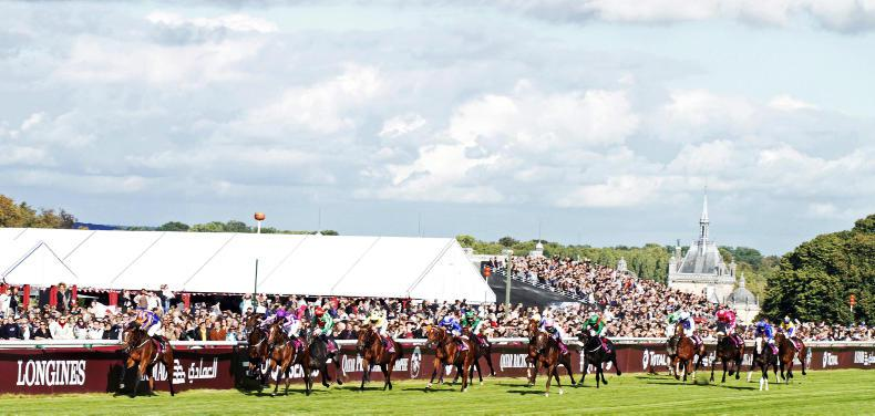 DONN MCCLEAN: Prominent racers favoured at Chantilly