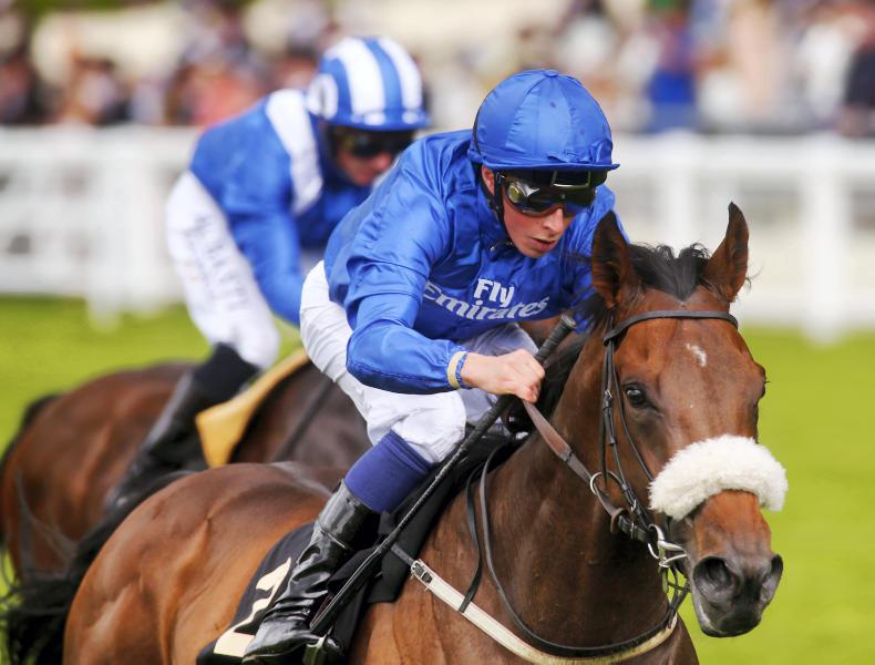 Old foes confirmed for QEII at Ascot