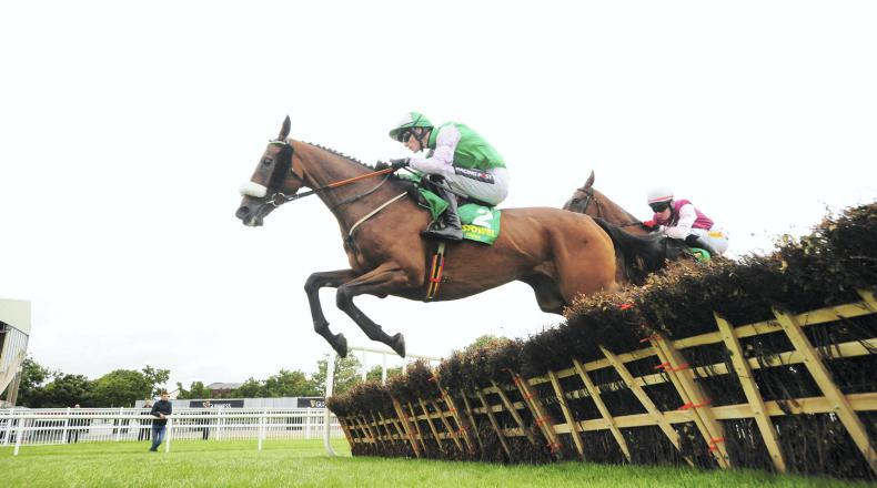Bold Hidden Cyclone powers clear for Punchestown prize