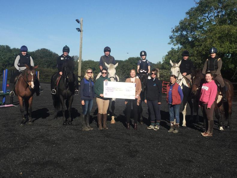 Kilotteran RC raises funds for cancer