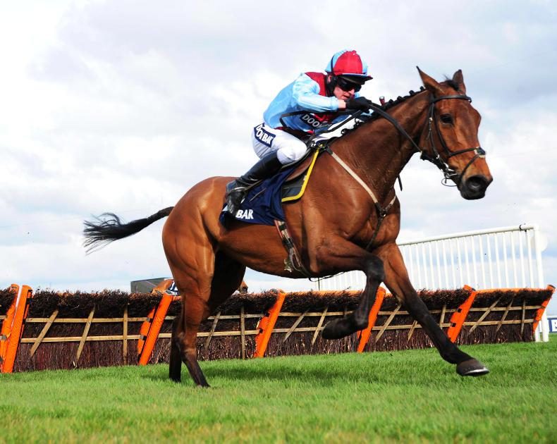 POINT-TO-POINT: Two winners for Un Desperado mare