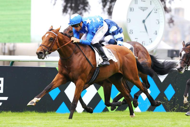 FRANCE: Dupre filled with Pride after One Foot In Heaven delivers