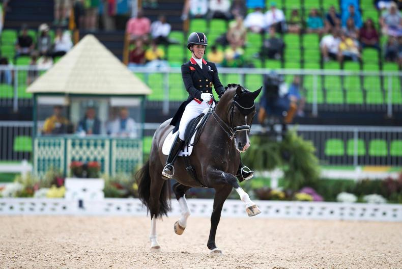 Valegro to bow out at Olympia