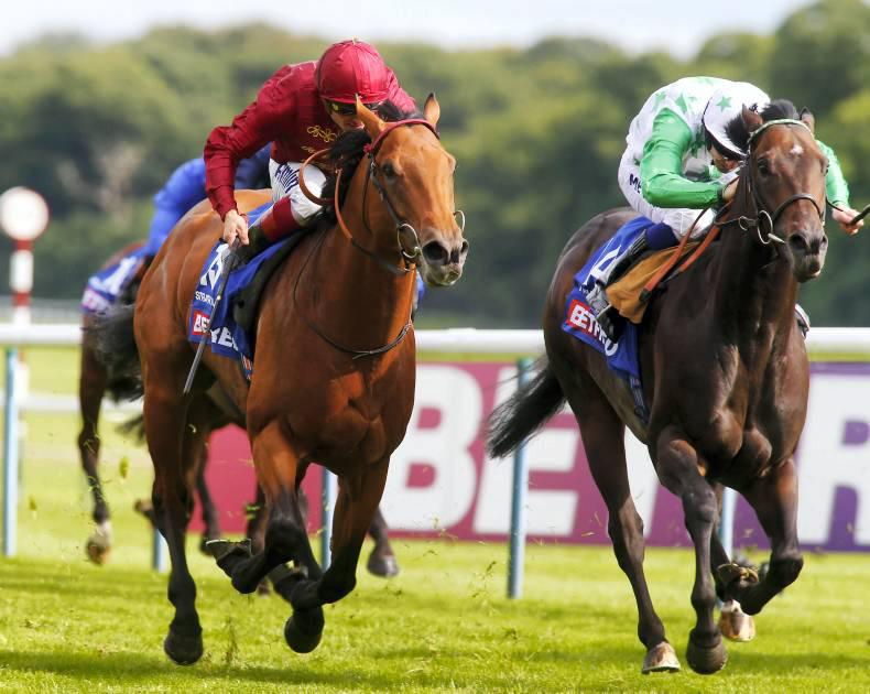 Dual Group One winner Twilight Son retired to Cheveley Park Stud
