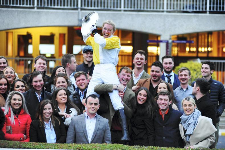 PARROT MOUTH: Irish Injured Jockeys on Nationwide