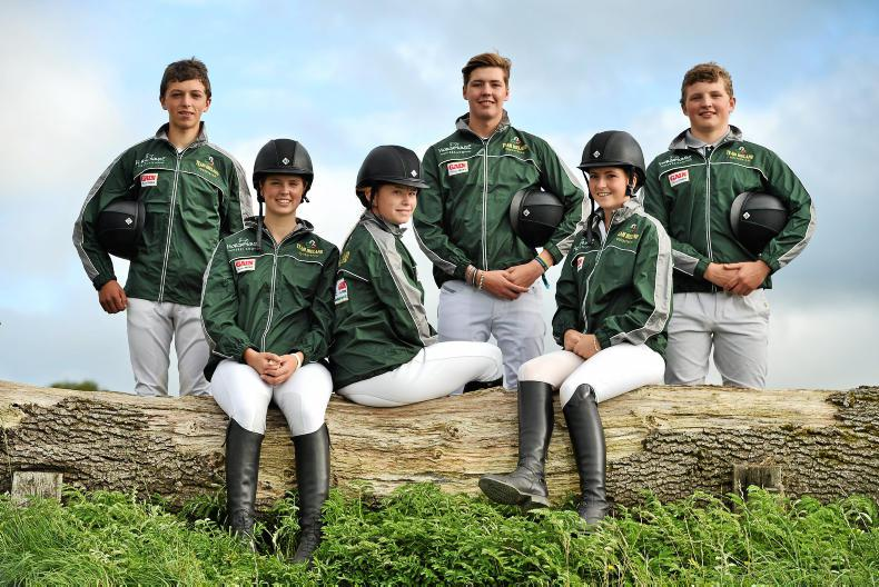 Margie McLOONE: Northern riders at French event