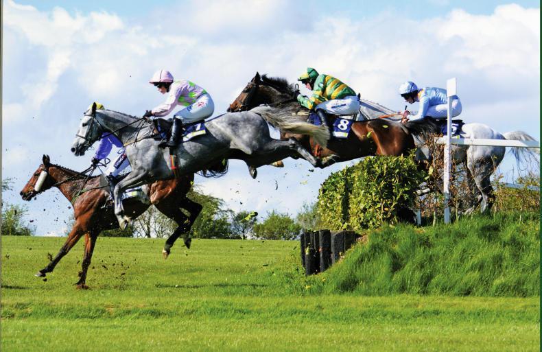 Irish Injured Jockeys 2017 Calendar