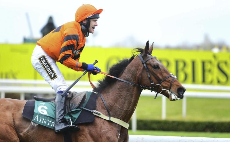 SIMON ROWLANDS: Flawless Thistlecrack most exciting prospect