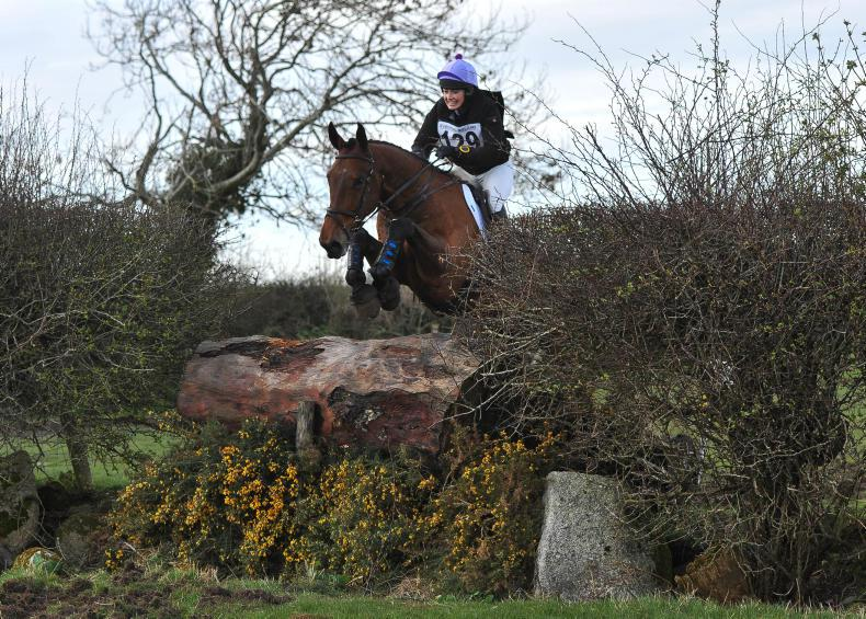 Keenan on course for eventing return
