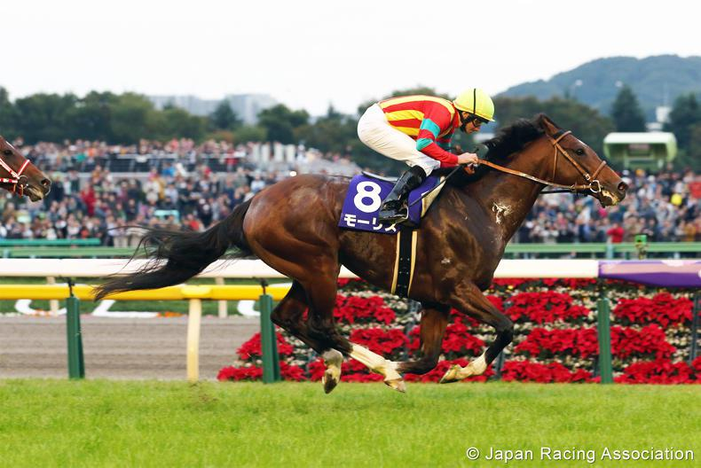 JAPAN: Moore reignites Maurice to win the autumn Tenno Sho