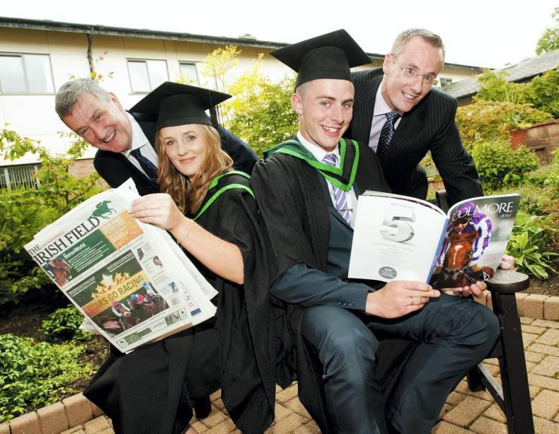 Over 90% of Enniskillen graduates working with horses
