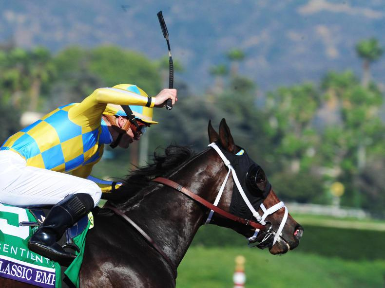 SIMON ROWLANDS: Classic Empire best in the world