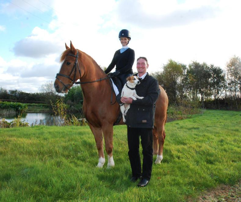 PONY TALES: Wedding Bells for Lorna and Ross