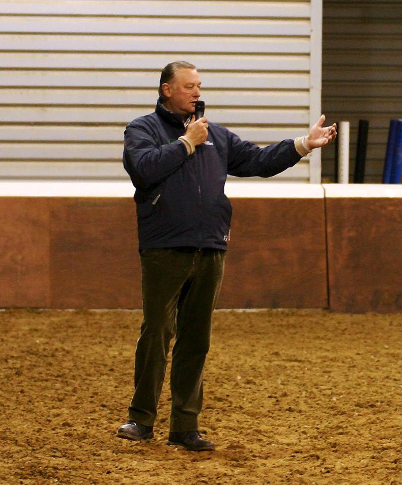PONY TALES: Schumacher to train the trainers