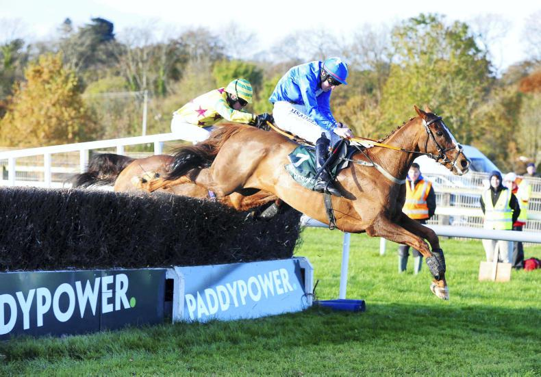 CORK SUNDAY: Raz De Maree rules another Cork National