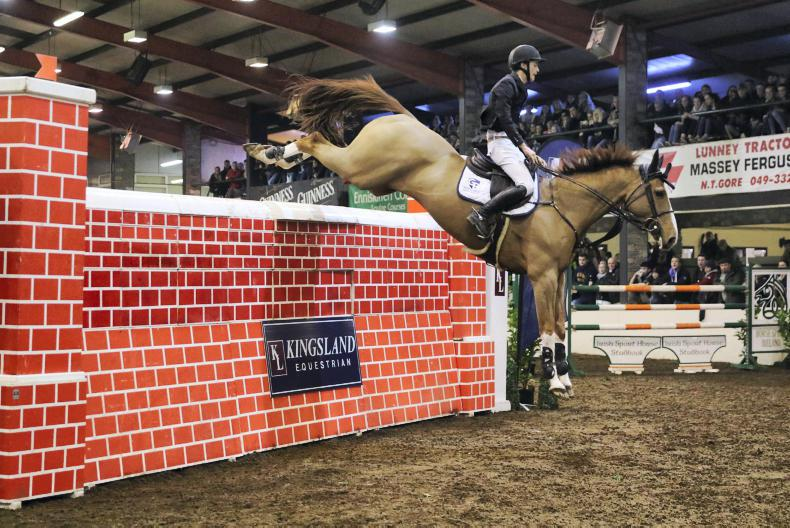 Puissance specialist Megahey wins again