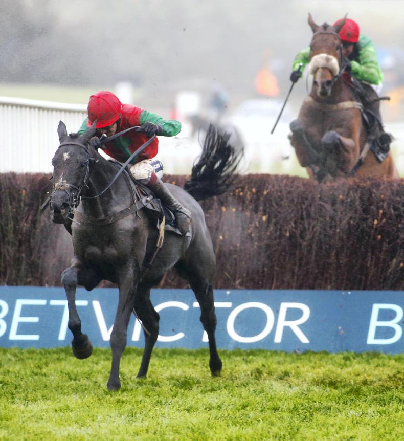 BRITAIN: Taquin Du Seuil shows his class
