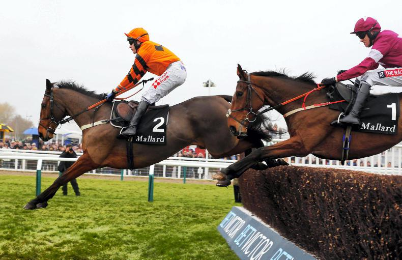 BRITAIN: Impressive Thistlecrack on right course