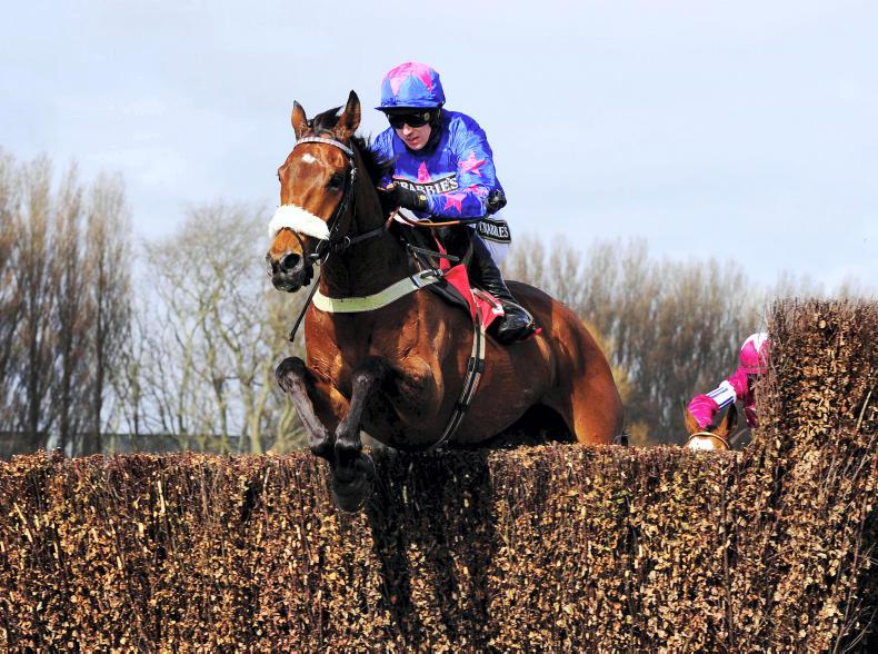 Yanworth comes out on top in Coral Hurdle