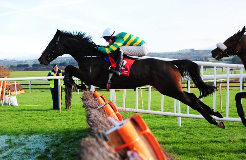 PUNCHESTOWN SATURDAY: Landofhopeandglory one of treble for J.P.
