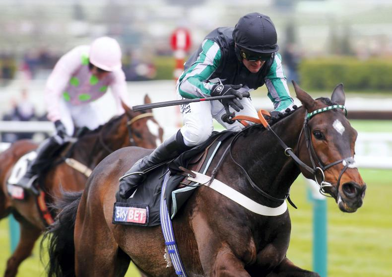 SIMON ROWLANDS: Altior earns applause