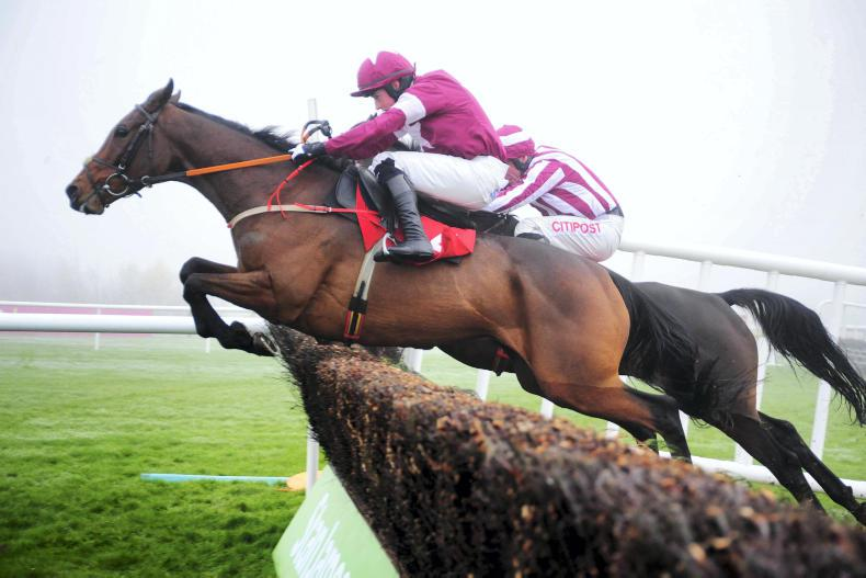 PUNCHESTOWN SUNDAY: Identity Thief top of his game