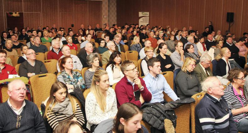 TEAGASC NATIONAL CONFERENCE: Concentrate on uniting, not fighting
