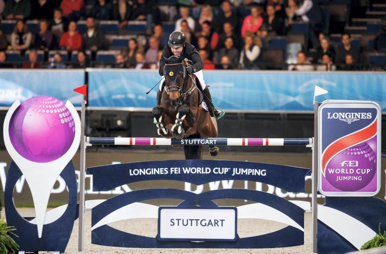 INTERNATIONAL: Good Luck for O'Connor and Allen in Stuttgart