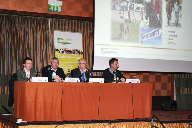 TEAGASC NATIONAL CONFERENCE: Make the most of good Irish horsemanship