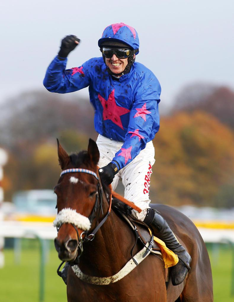 The Irish association with Cue Card