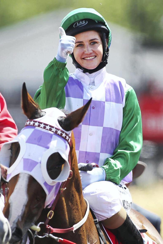 AUSTRALIA: Payne gets first jockey/trainer success