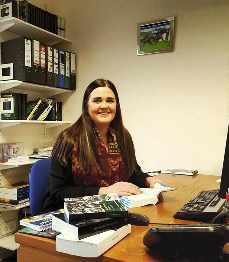ITBA Next Generation Apprentice: Leona Hughes