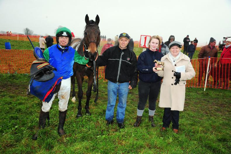 MARGIE MCLOONE: Shift work for Hickey horses