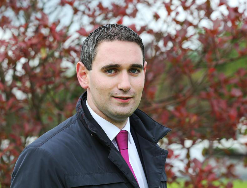 Conor O'Neill to leave Limerick Racecourse