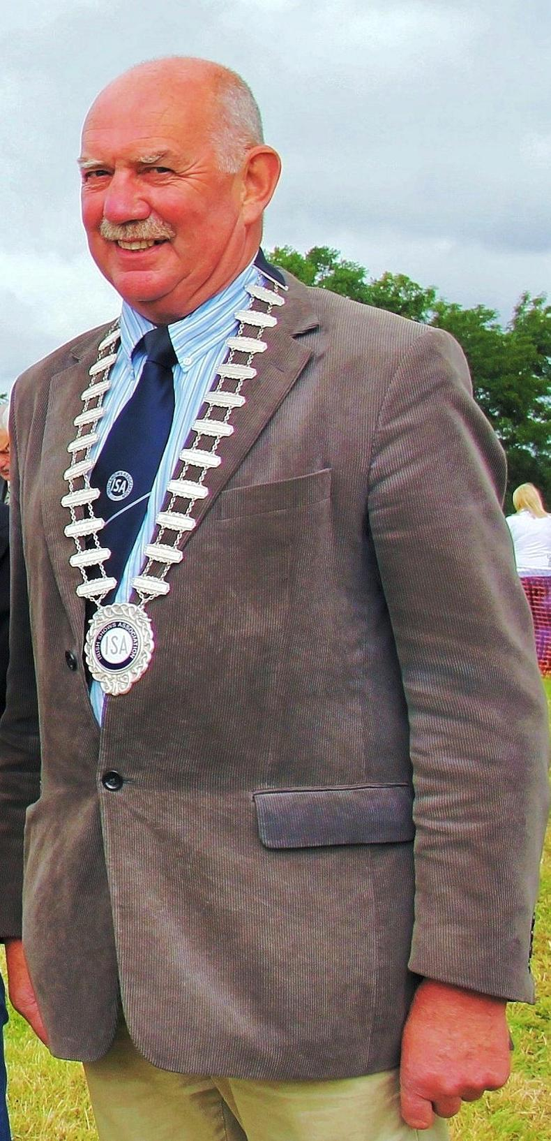 Corbet - agricultural shows face further regulations
