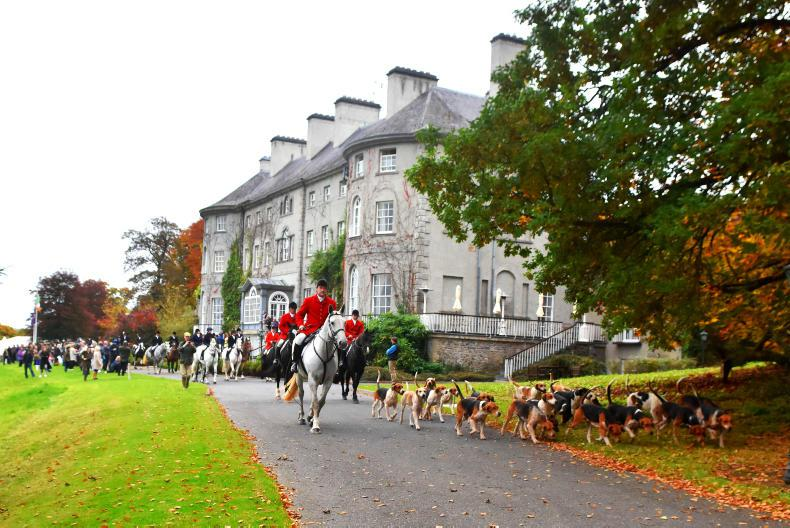 HUNTING:  Heritage, horses and new blood