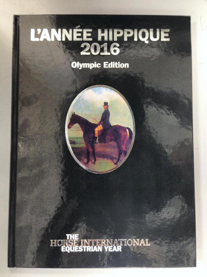 BOOK REVIEW: L'Année Hippique 2016
