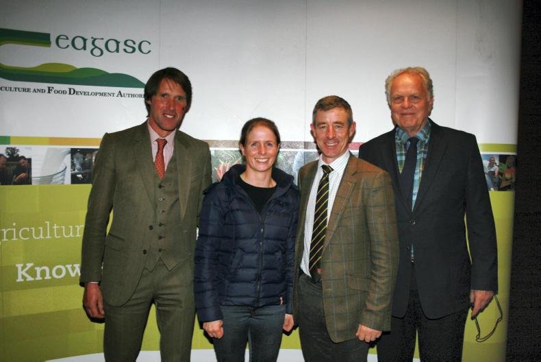 TEAGASC EQUINE CONFERENCE: Temperament is the key for eventing market