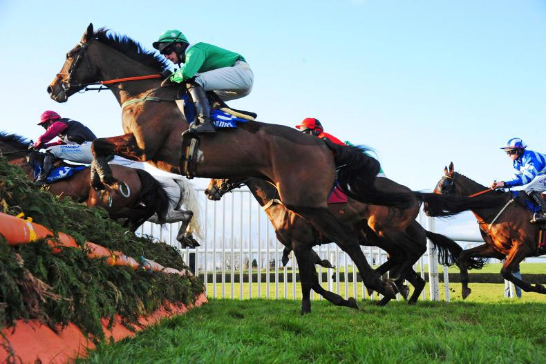 Peter Maher takes double aim at Cross Country Chase