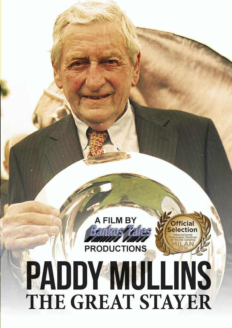 CHRISTMAS GIFT GUIDE 2016: Paddy Mullins – The Great Stayer
