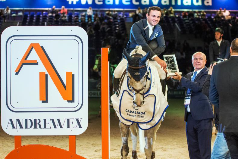 INTERNATIONAL: Gordon wins Polish ranking class