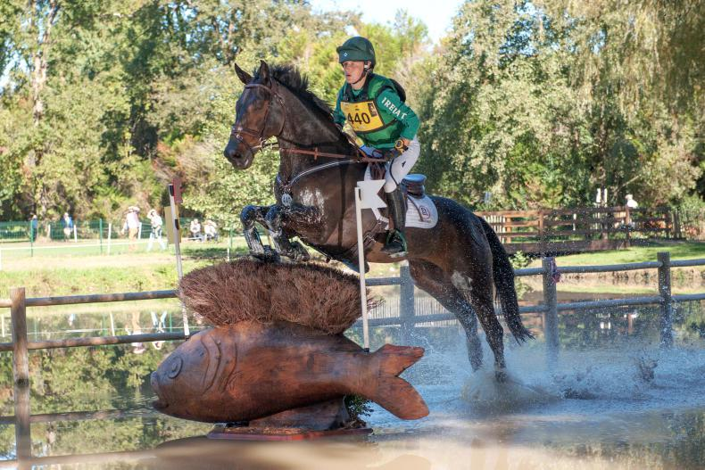 EVENTING TOP 10: Super year for this super horse