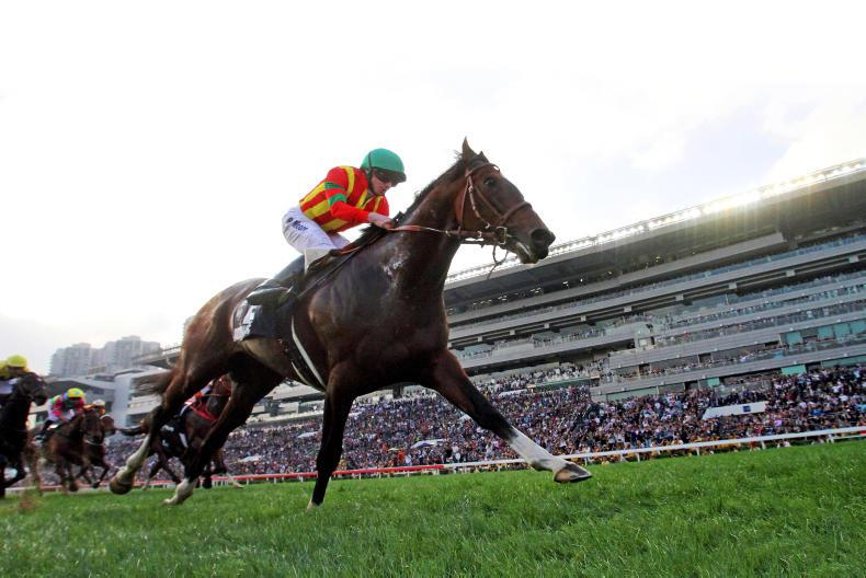 HONG KONG: Maurice and Ryan Moore sign-off in style