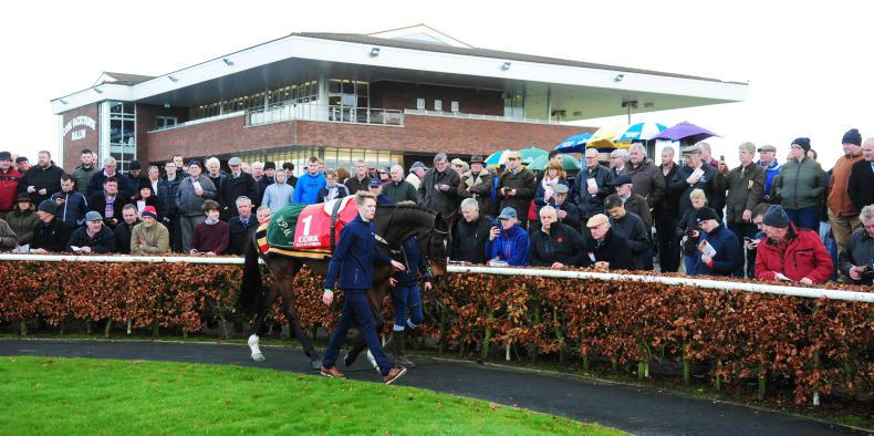 Douvan packs a punch as crowds flock to Cork