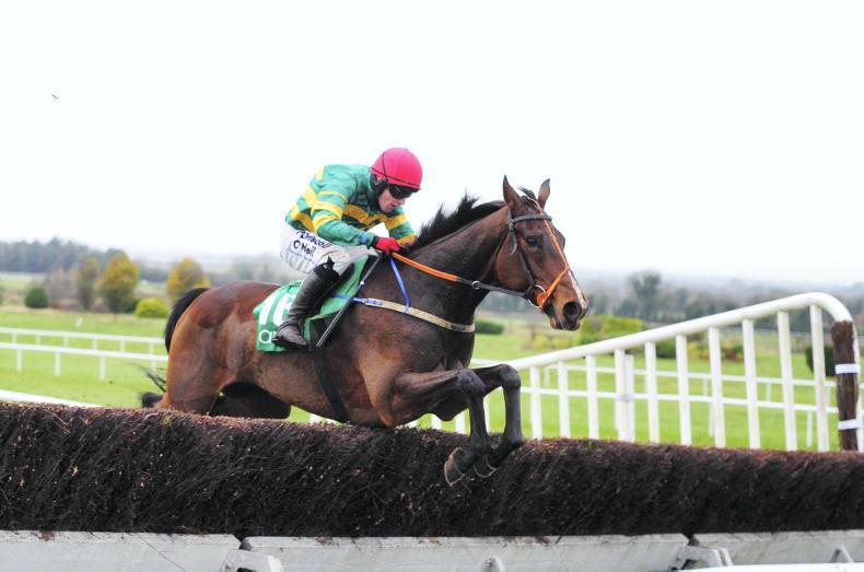 NAVAN SATURDAY: Mullins' Oscar leaves his rivals in the shade