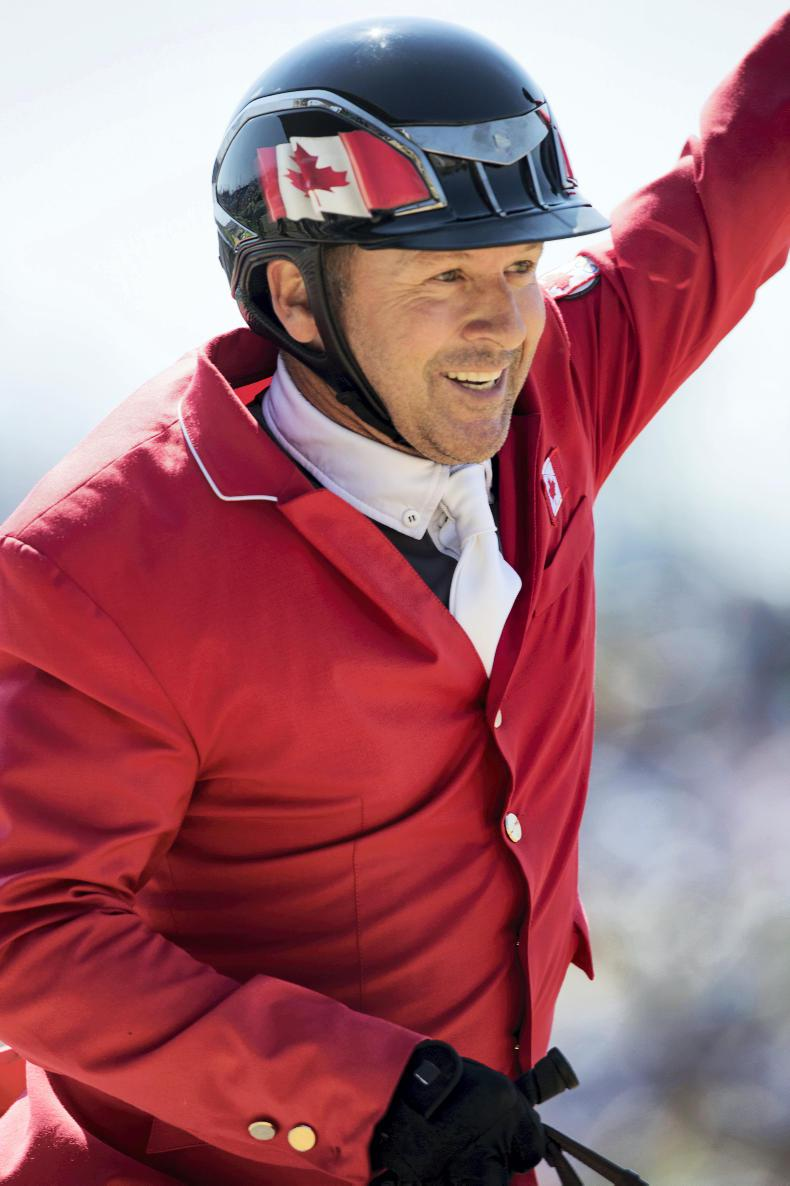 INTERNATIONAL: Lamaze makes history with Rolex win